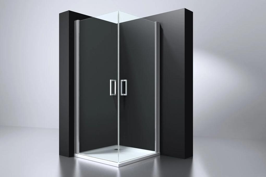 Best Design ERICO vierkante douchecabine Nano 100x100cm