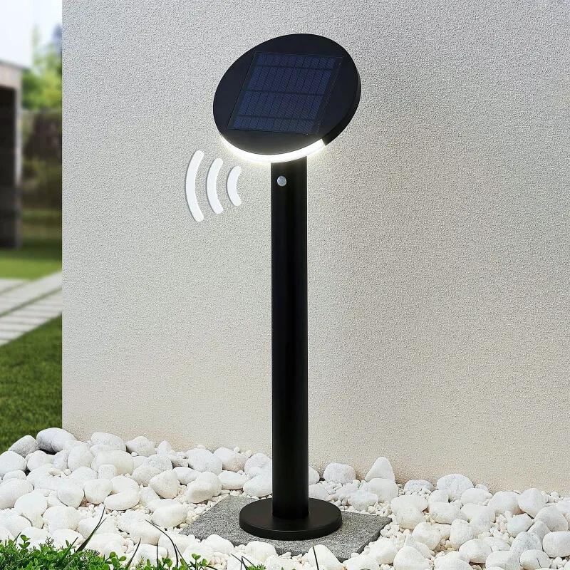 Cletus LED-solar-tuinpadverlichting sensor - lampen-24