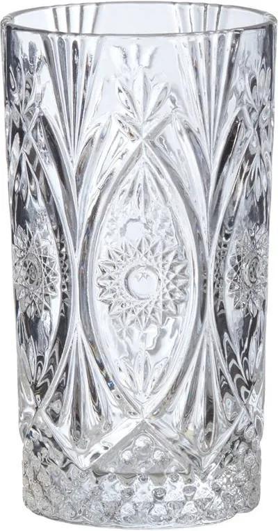 Longdrinkglas Flower Helder