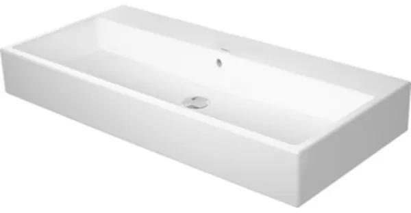 Duravit Vero Air (meubel) wastafel zonder kraangat zonder overloop 100x47cm wit 2350100070