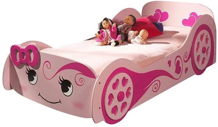 Vipack Love Racer - Kinderbed