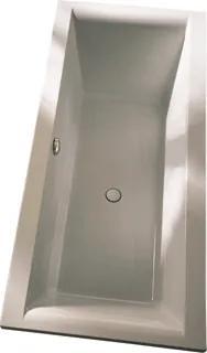 420 ligbad kunststof wit (lxbxh) 1700x750x490mm