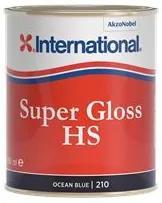 International Super Gloss HS - Ocean Blue 210 - 750 ml