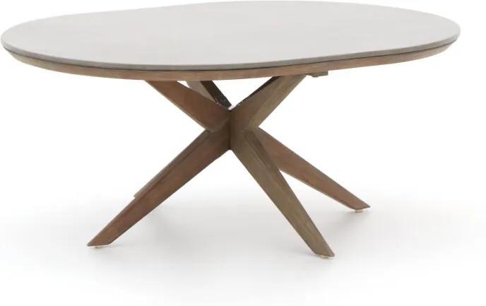 Intenso Camerino lounge tuintafel 110x80x45cm - Laagste prijsgarantie!