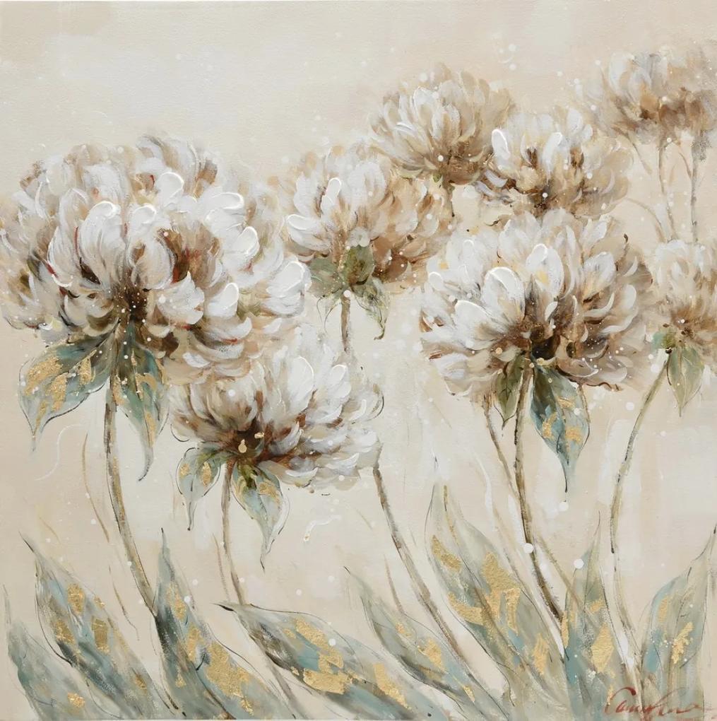 Schilderij bloemen II On The Wall