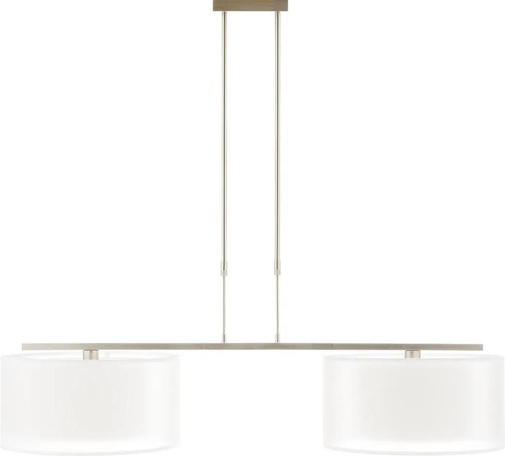 Goossens Hanglamp Zonia, Hanglamp met 2 lichtpunten