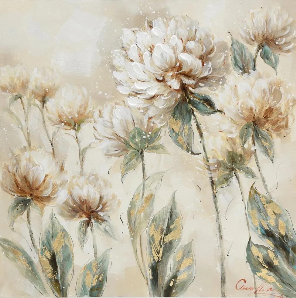 Schilderij bloemen I On The Wall