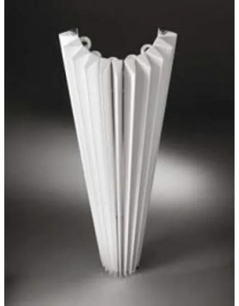 Jaga Iguana Circo Designradiator wandmodel 2200x270mm 961 watt mat wit CIRW220027333MM