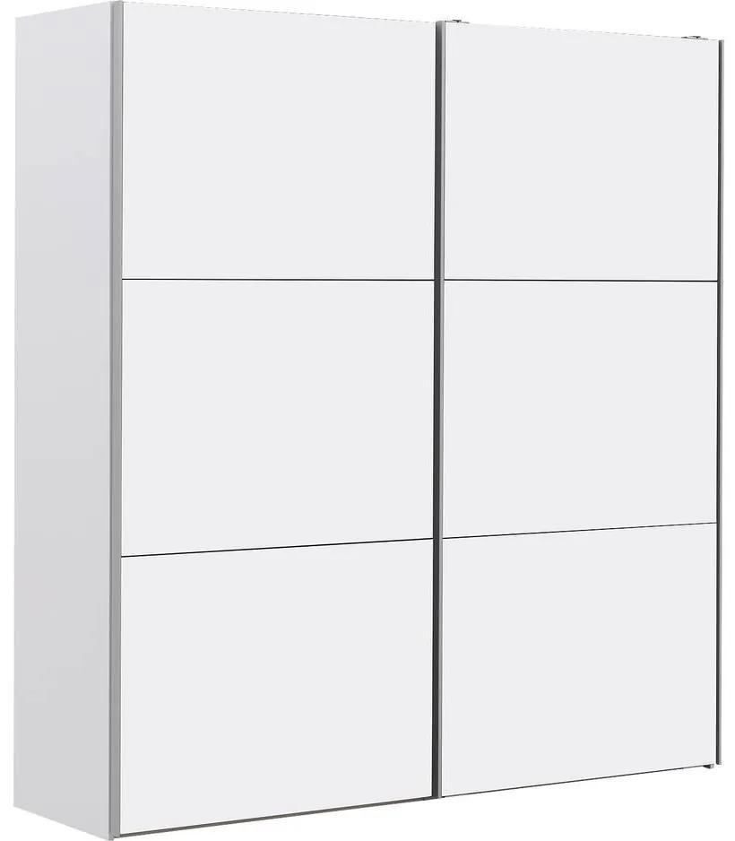 Goossens Kledingkast Easy Storage Sdk, 200 cm breed, 220 cm hoog, 2x 3 paneel schuifdeuren