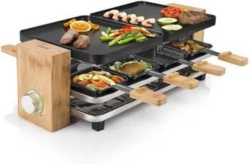 162910 Raclette Pure 8 Grill