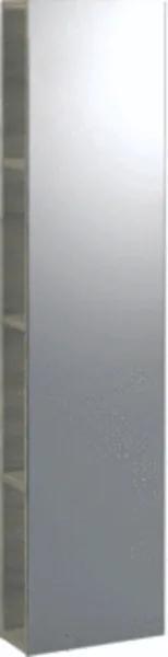 Geberit iCon open spiegelkast 28x120x14cm m. 3 legplanken eiken naturel 841030000