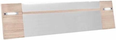 Wimex hoofdbord »Cadiz«, met ledverlichting