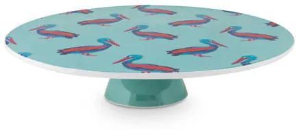 Pelican taartplateau (Ø34 cm)