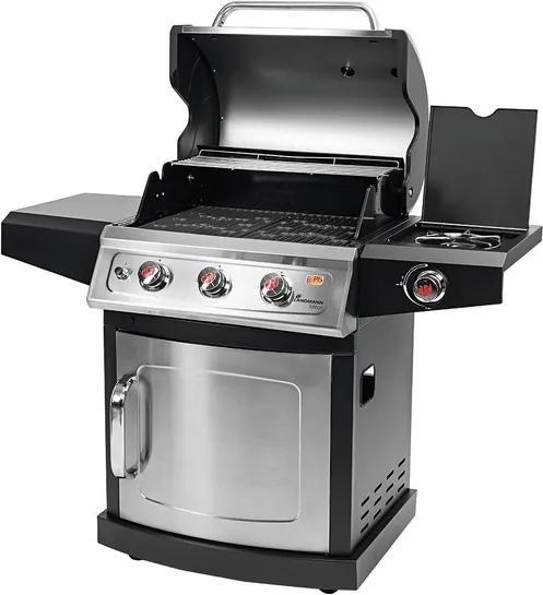 Gasbarbecue Milton 3.1