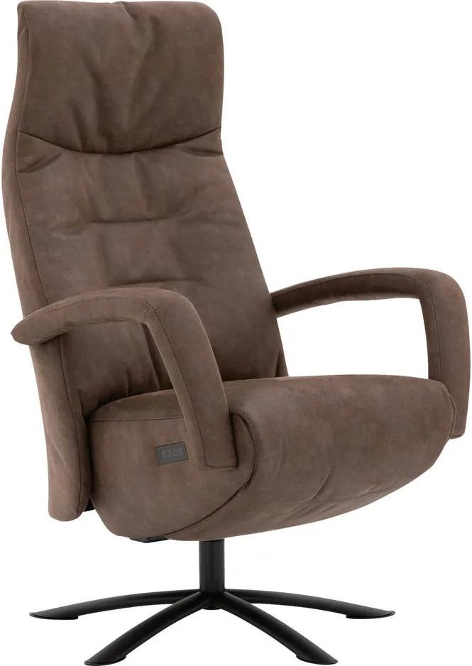 Goossens Excellent Relaxfauteuil Oase Ubari, Relaxfauteuil small