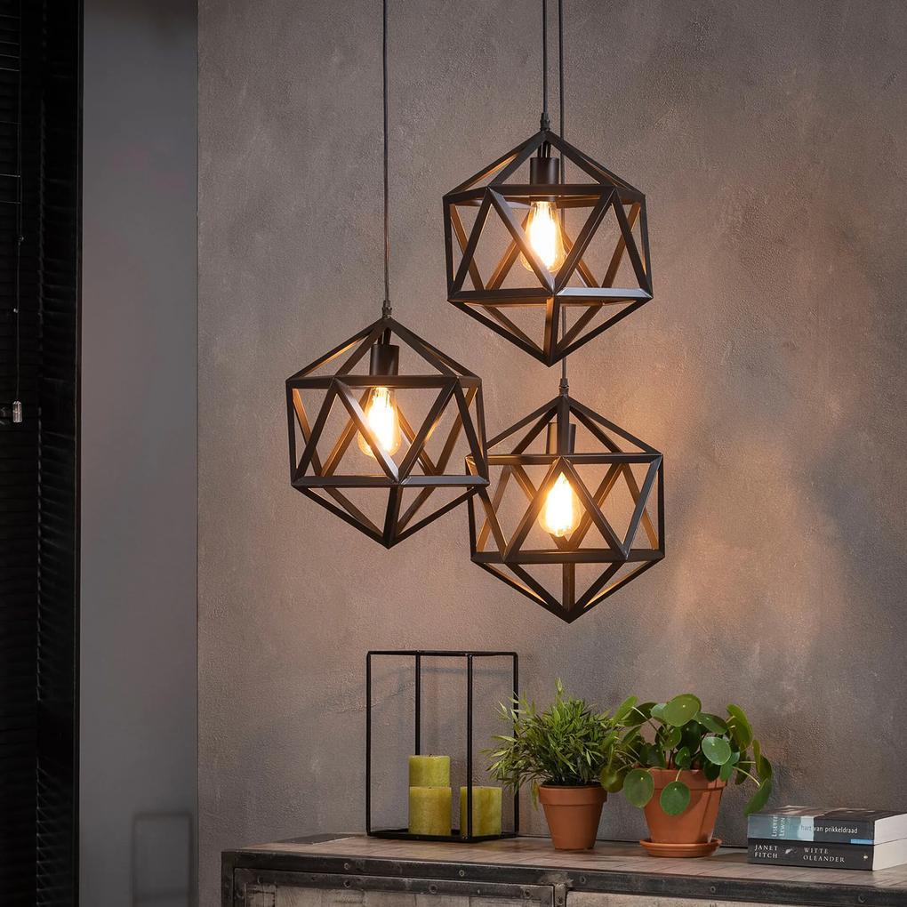 Zwarte hanglampen in verschillende maten en prijzen | Biano