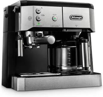 De'Longhi BC0421.S Combi Espresso & Filter Koffiezetapparaat