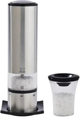 Elis Sense Elektrische zoutmolen 20 cm U-select