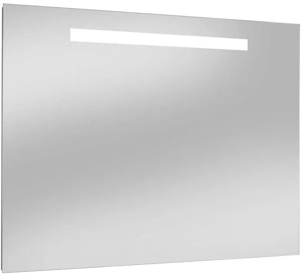 Villeroy & Boch More To See One spiegel m. geïntegreerde led verlichting 130x60cm incl. bevestiging A430A200