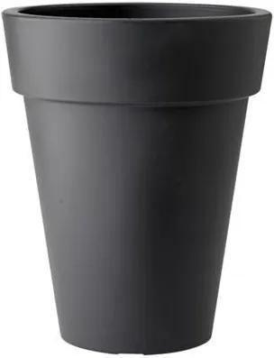 Pure Round High Bloempot 45 cm