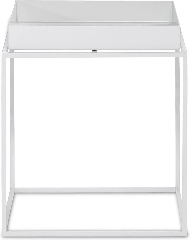 Hay Tray Table salontafel wit small