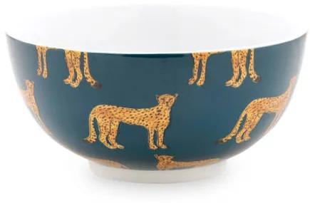 Cheetah kom (Ø12 cm)