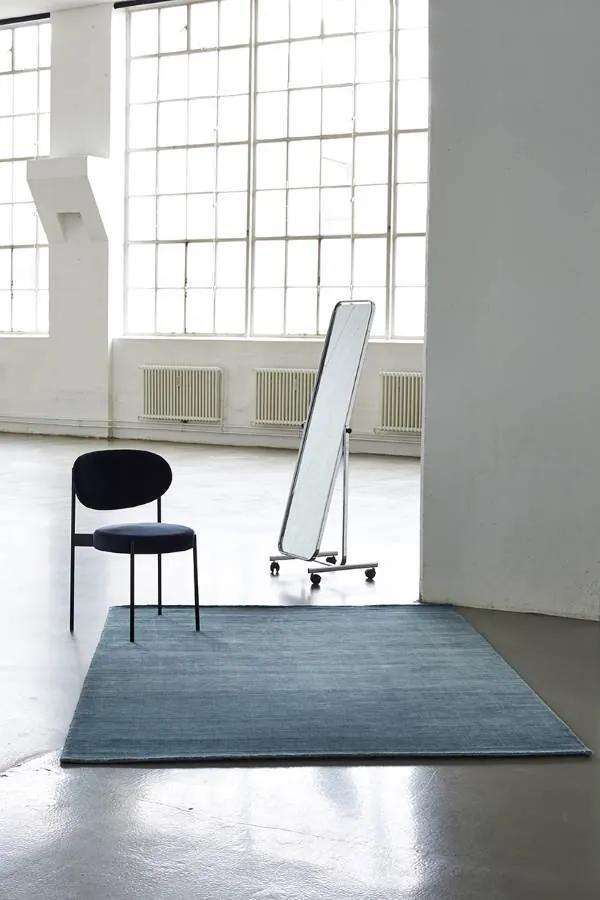 Massimo - Bamboo Stifkey blue - 140 x 200 - Vloerkleed
