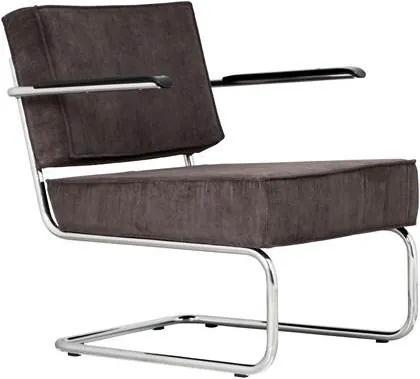 Lounge Chair Ridge Rib Leuning