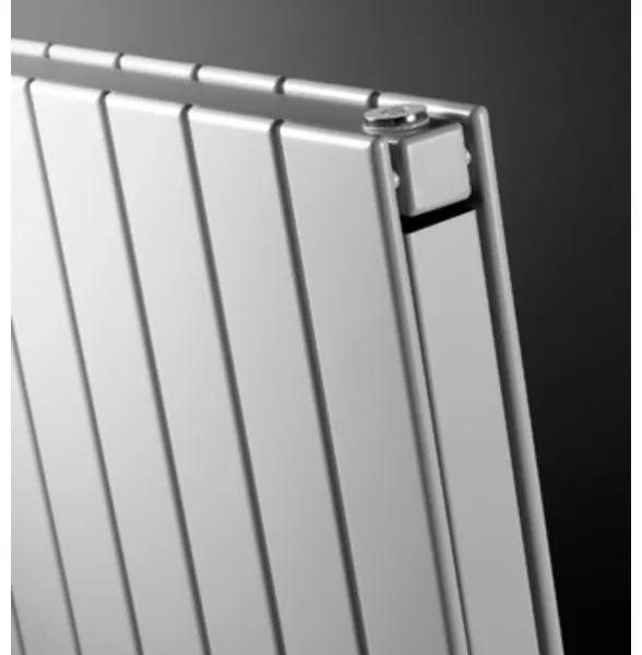 Vasco Viola V1ZB designradiator enkel 433x1800mm 897W platina grijs (N504) 112150433180000180504-0000