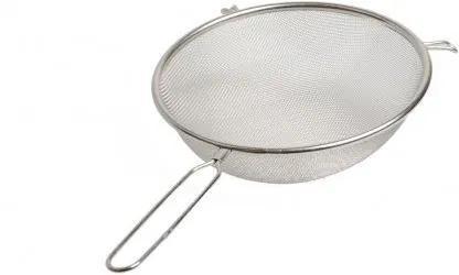 Bolzeef met steel, roestvrij staal, Ø 22 cm