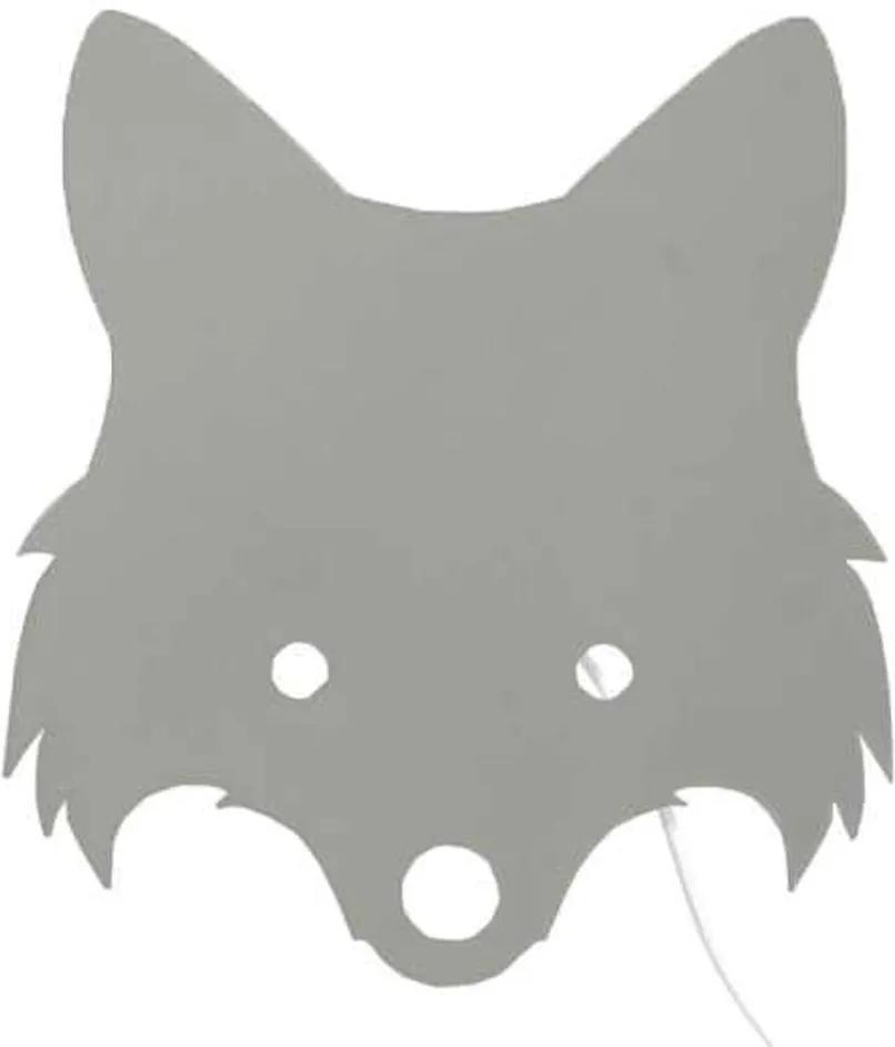 Ferm Living Fox wandlamp Dusty Green