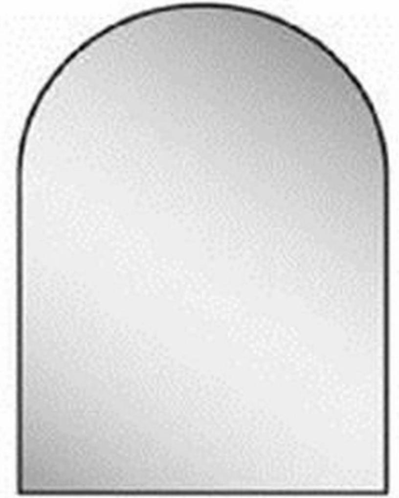 Arc spiegel toogmodel 63x60 cm