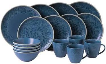 Gordon Ramsay Maze Blue Serviesset 16-delig