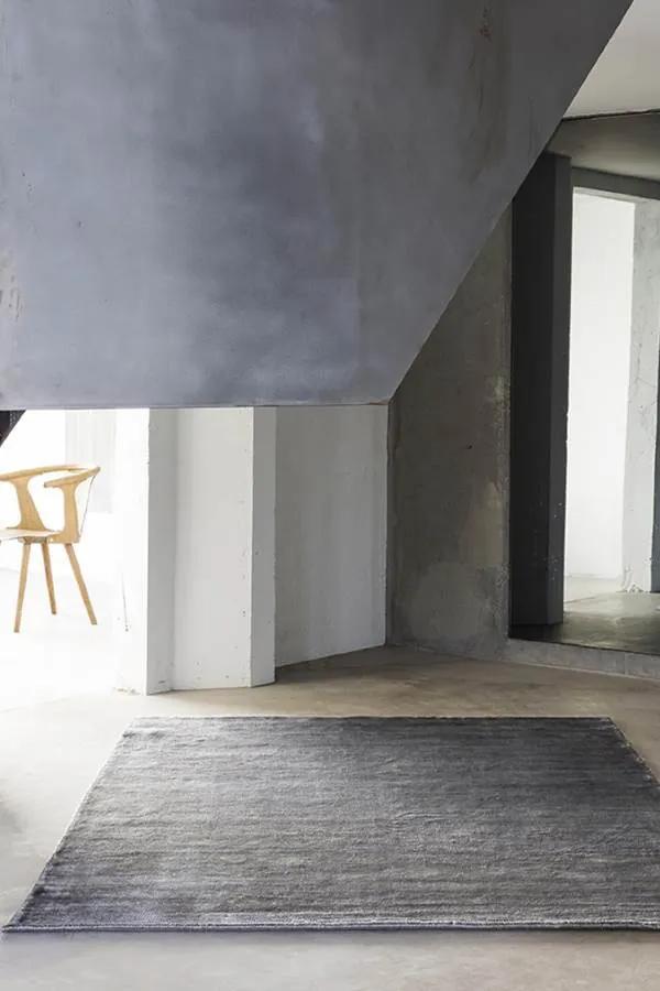 Massimo - Bamboo Grey - 170 x 240 - Vloerkleed