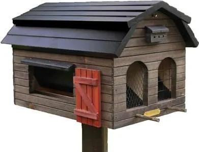 Foderlada Vogelvoederhuis