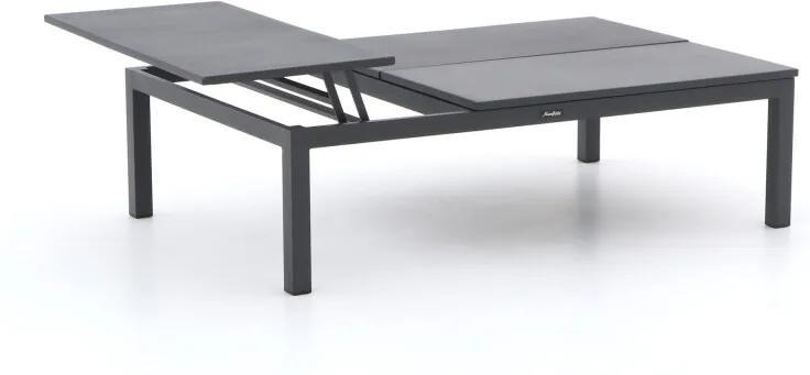 Manifesto Zerba lounge tuintafel 150x100x43/56cm - Laagste prijsgarantie!