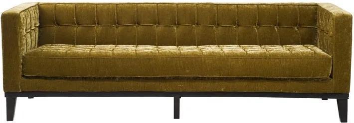Kare Design Mirage Driezits Sofa Fluweel