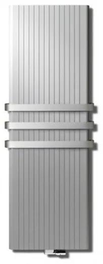 Vasco Alu Zen designradiator 600X1800mm 2350 watt wit structuur 11114060018000066060