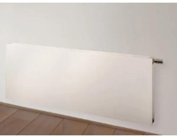 Vasco Flatline Paneelradiator type 33 400x1800mm 2990 watt vlak wit structuur 108F3340180190
