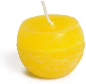 Bolkaars, geel, Ø 6 cm