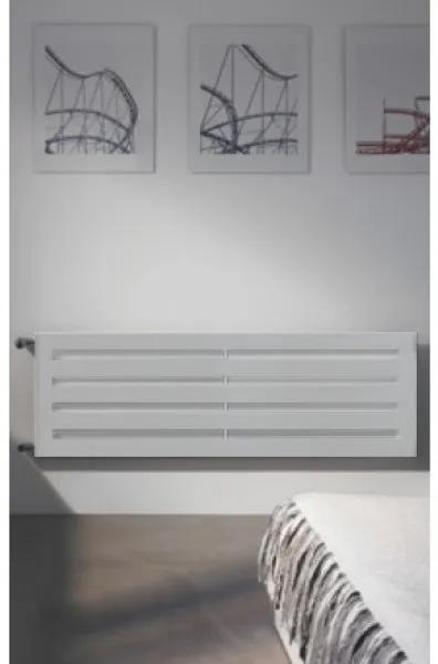 Zehnder Metropolitan designradiator elektrisch 1225x500mm 500W wit MEPE120050ID