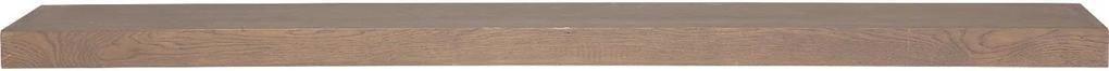 Goossens Excellent Wandplank Zonder Achterwand Cielo, 165 x 30 cm 6 cm dik