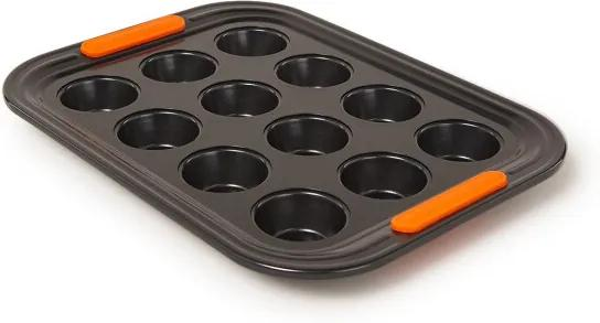 Bakvorm voor 12 mini muffins
