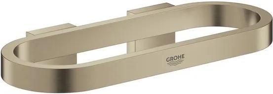 Grohe Selection handdoekring 20cm brushed nikkel 41035EN0