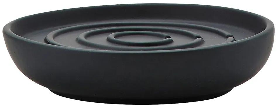 Nova zeepschaaltje - zwart