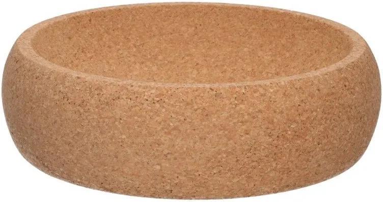 Fruitschaal, kurk, Ø 30 x 8 cm