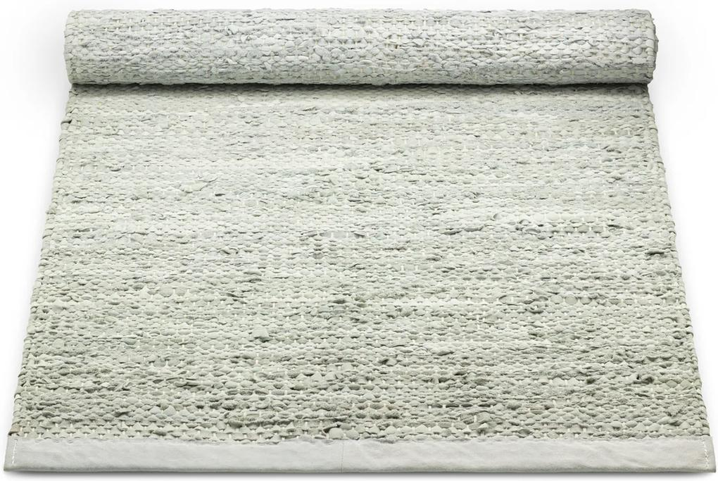 Rug Solid - Leather Limestone - 170 x 240 - Vloerkleed