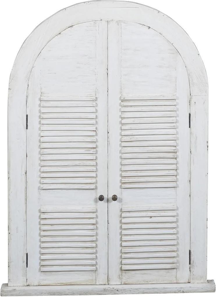 Monza | Spiegel met luiken | 94 x 9 x 128 (h) cm