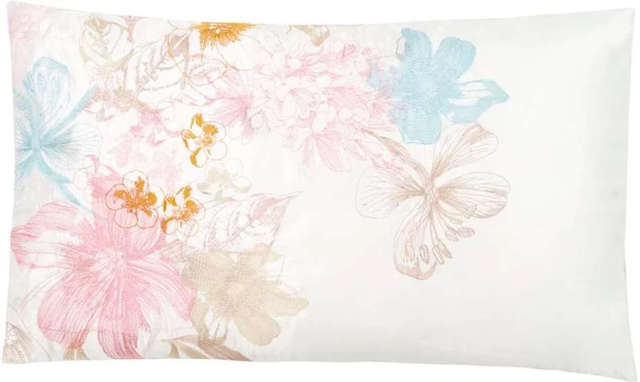 Ariadne at Home sierkussen Tender Dreams - wit/roze - 30x50 cm - Leen Bakker
