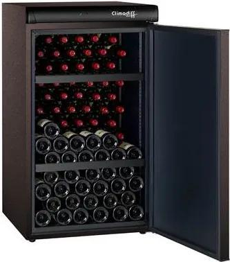 CLV122M Ageing Wijnbewaarkast - 120 flessen
